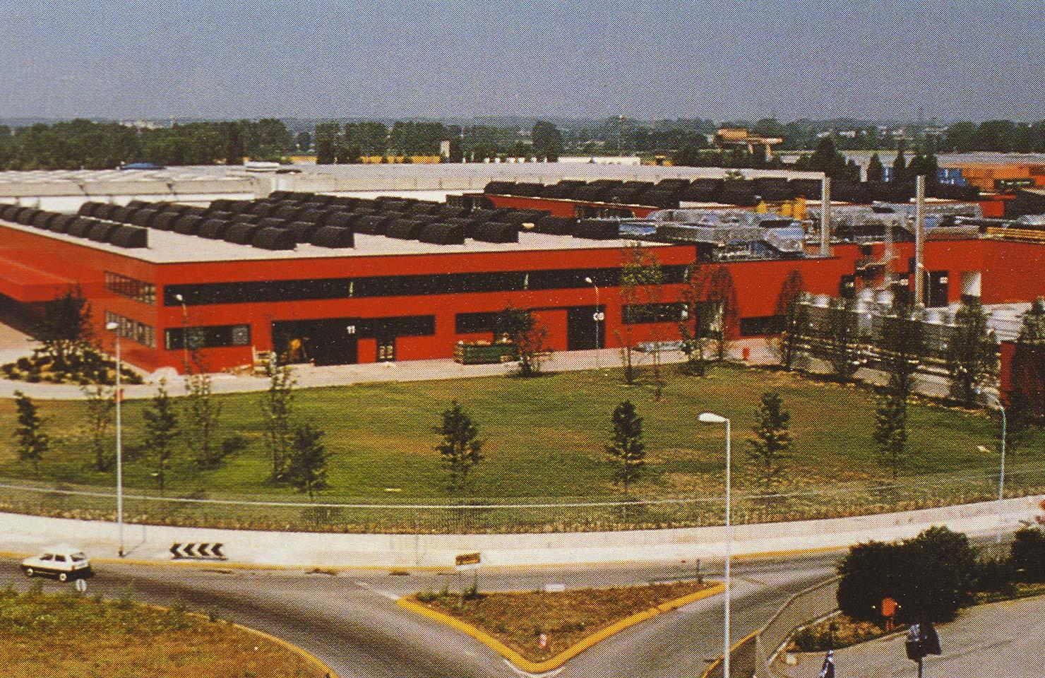 Centro rotocalcografico – Melzo