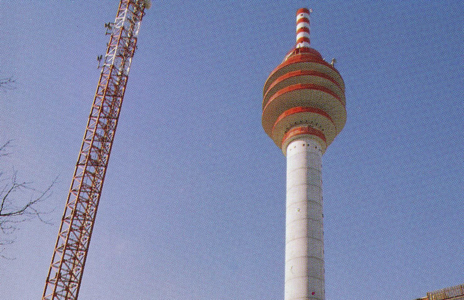 Torre Tecnologica Porta parabole – Cologno Monzese, Milano