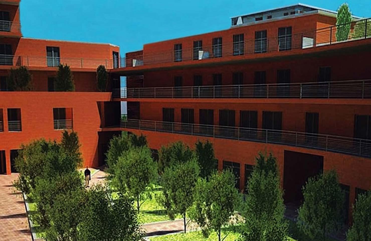 Complesso residenziale e uffici – Aulla (MS)