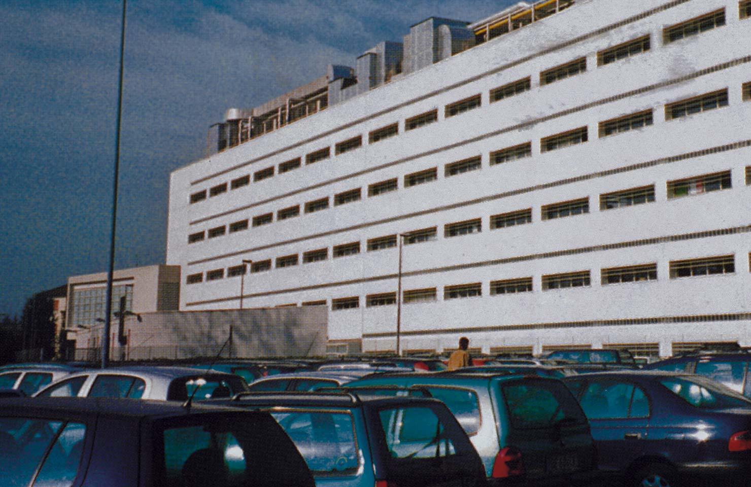 Milano – Ospedale S. Gerardo di Monza – Via Cadore – Braille