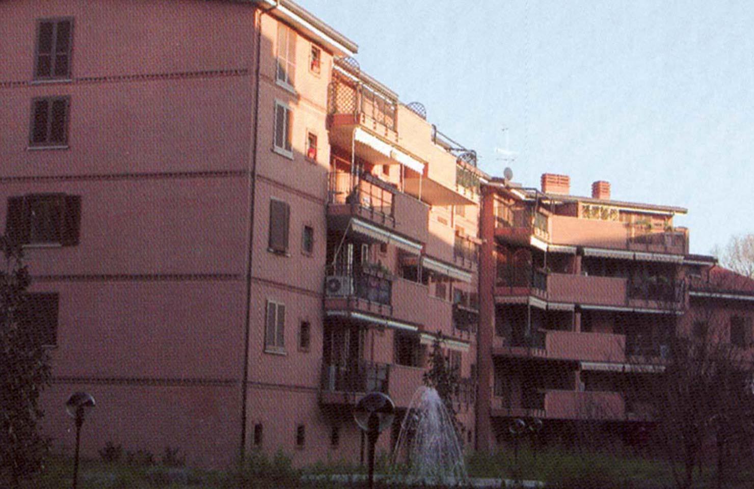 Via Cavour – Trezzano sul Naviglio