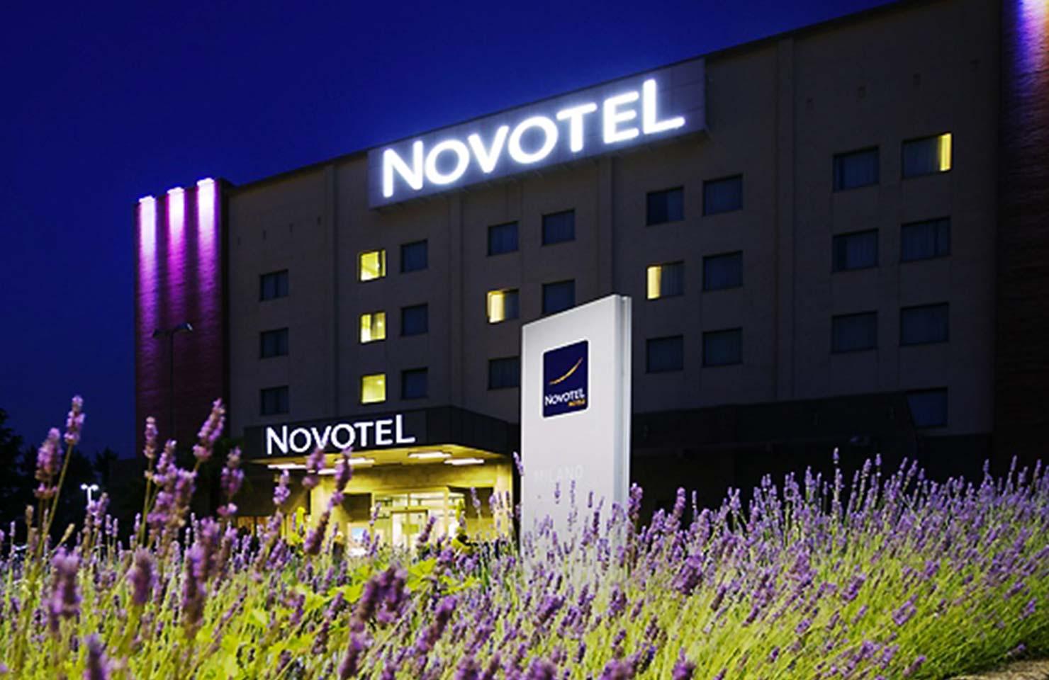 "Hotel ""Novotel"" – Cadorna al Campo – Varese"