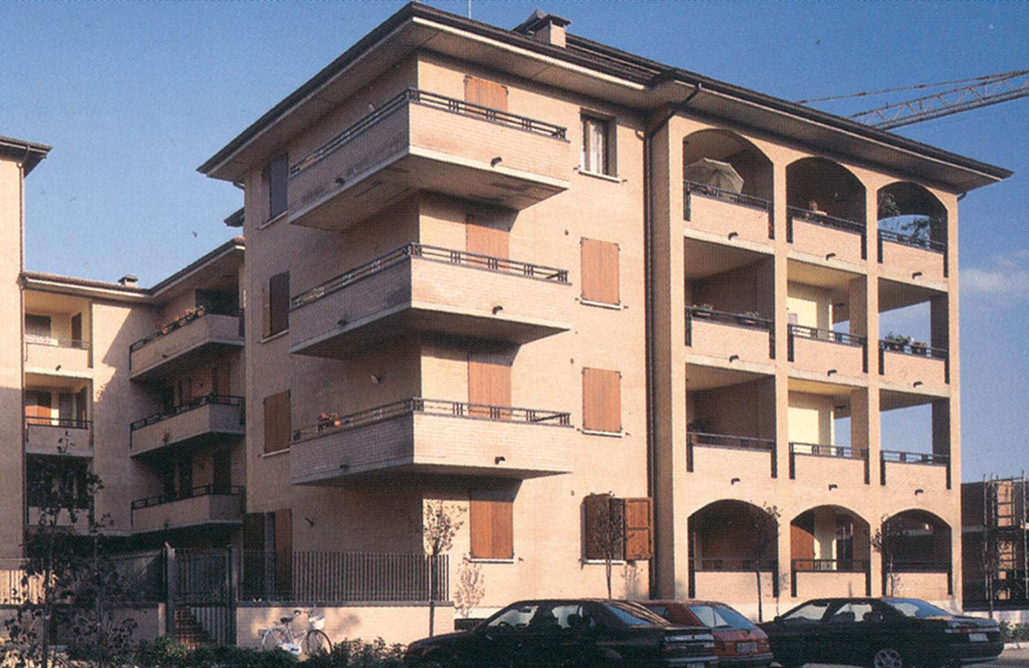 Complesso residenziale — Castelfranco Emilia (MB)