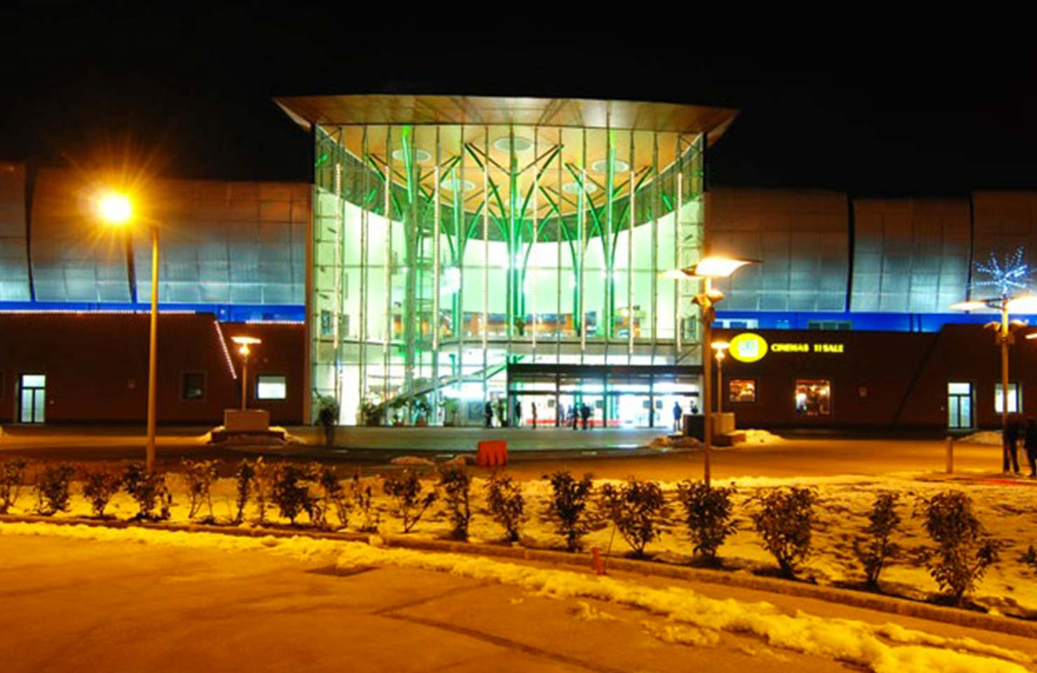 I Petali. Centro commerciale – Stadio Giglio (RE)