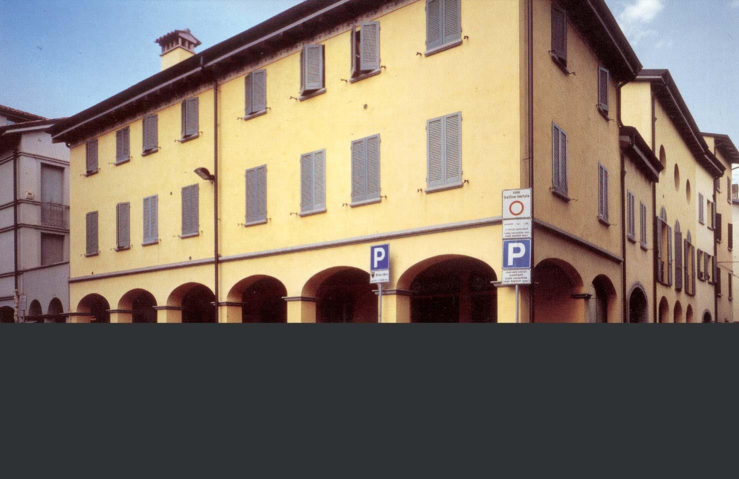 Ristrutturazione via giorgione reggio emilia arcus - Ristrutturazione casa reggio emilia ...
