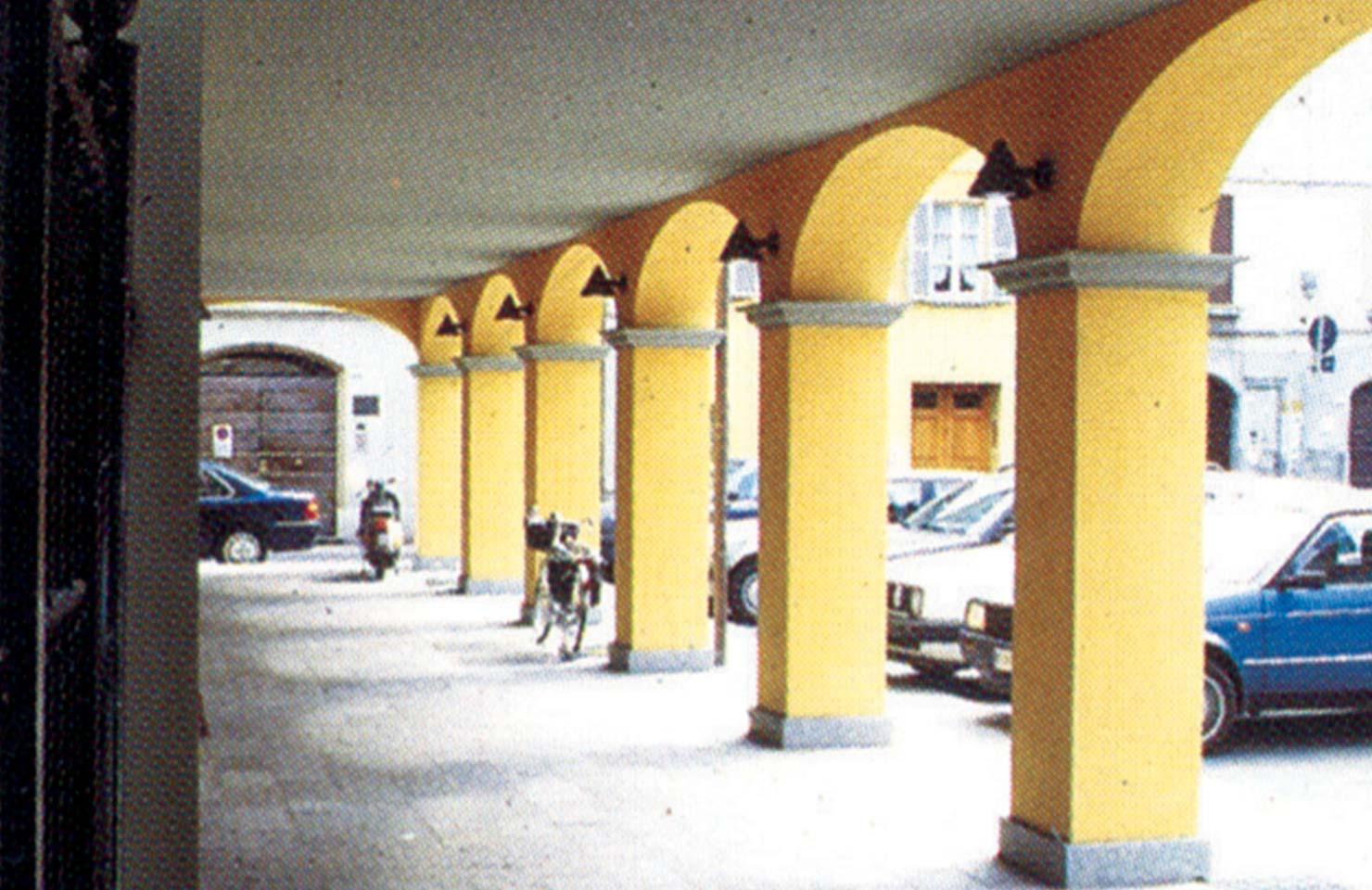 Restructuring-Via Giorgione (RE)