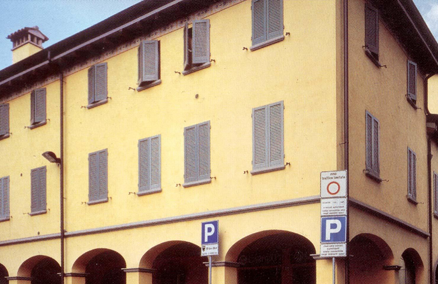 Ristrutturazione via Giorgione – Reggio Emilia