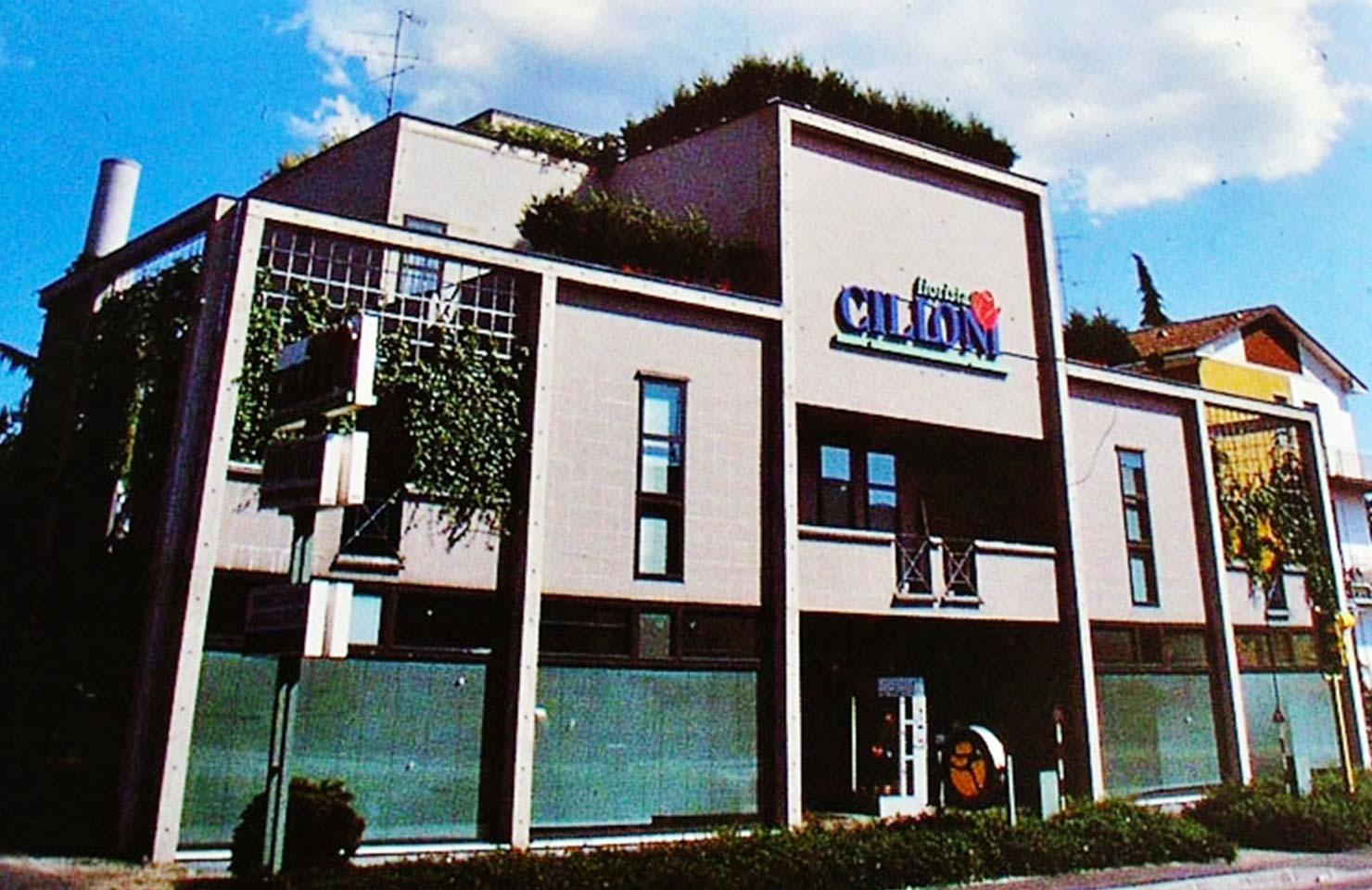 Nuova sede fioristica Cilloni (RE)