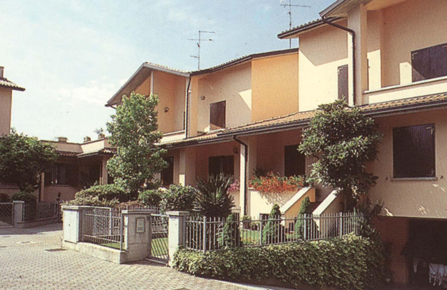 Complesso Residenziale – Reggio Emilia