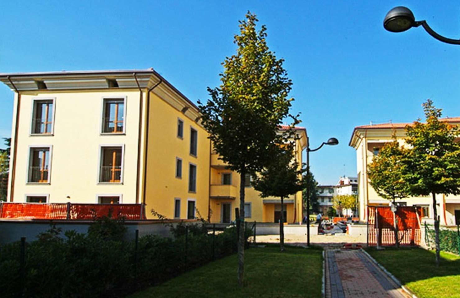 Residenze a Ozzano (BO)